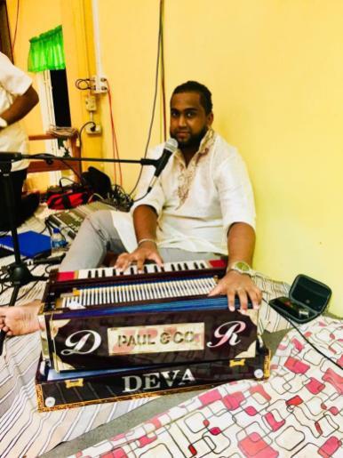 Jai Devi Maha Kaali Re By Devashish Ramdath
