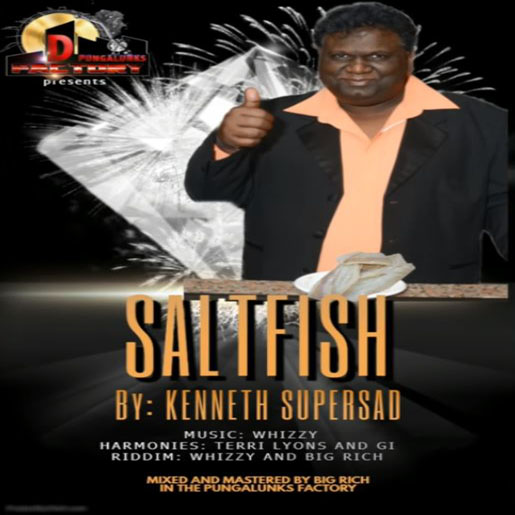 Kenneth Supersad Saltfish