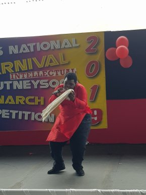 National Carnival Schools Intellectual Chutney Soca Monarch Competition 2019 Passion