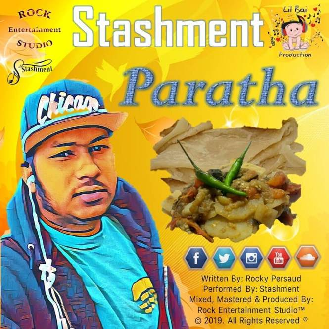 Paratha By Stashment (2019 Bollyney Music)