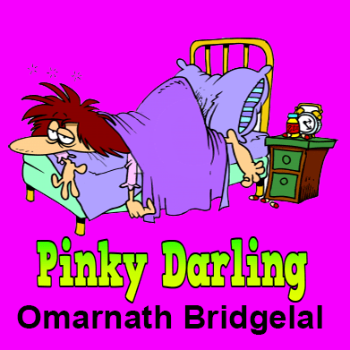 Pinky Darling Yuh Nanny Need A Rest By Omarnath Bridgelal