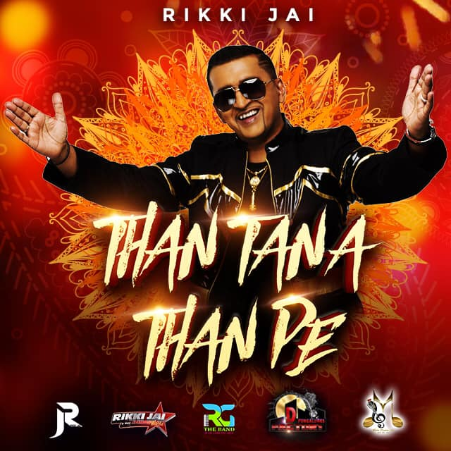 Than Tana Than Pe By Rikki Jai