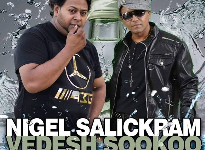 Vedesh Sookoo & Nigel Salickram She Hide It (chutney Soca 2019)