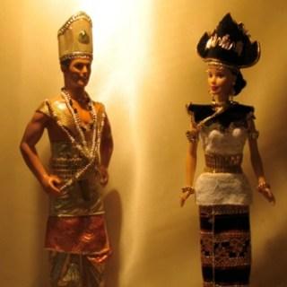 Indonesian Dolls