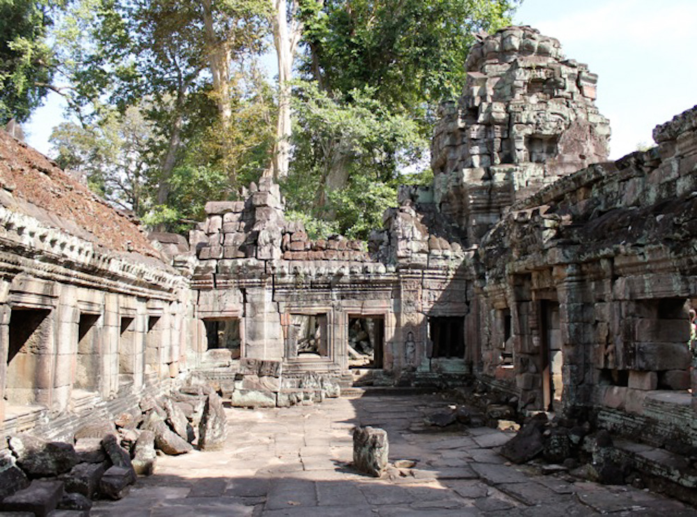 Preah Khan Siem Reap Cambodia 2