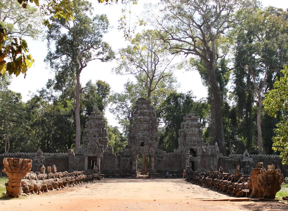 Preah Khan Siem Reap Cambodia