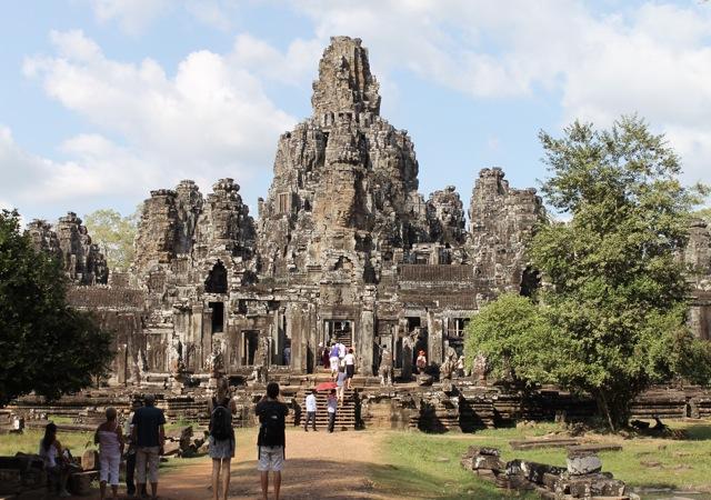 Bayon Siem Reap Cambodia16