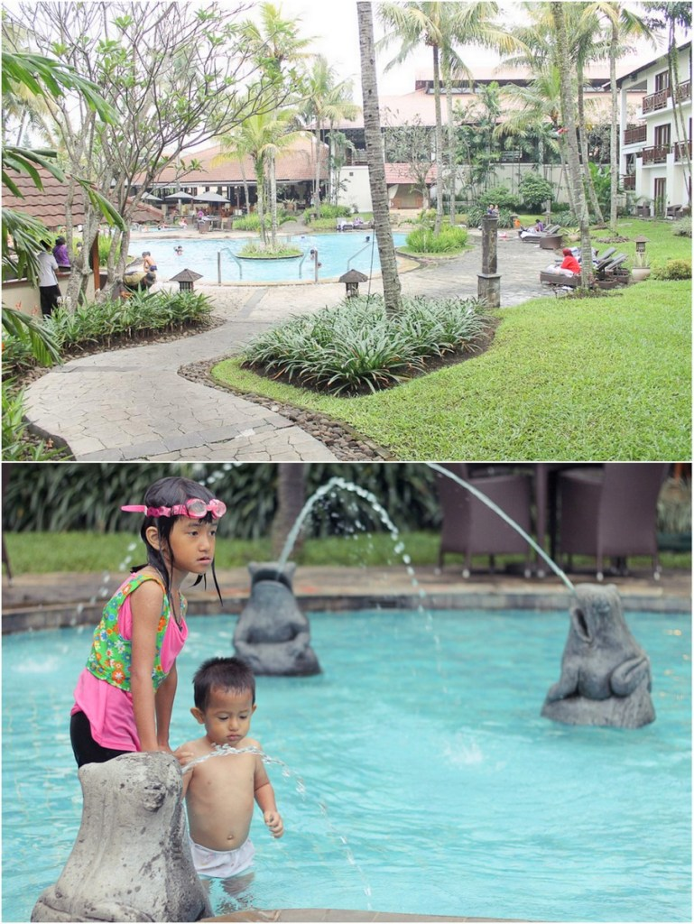 Weekend Get-Away ☆ Sheraton, Bandung ☆ Indonesia