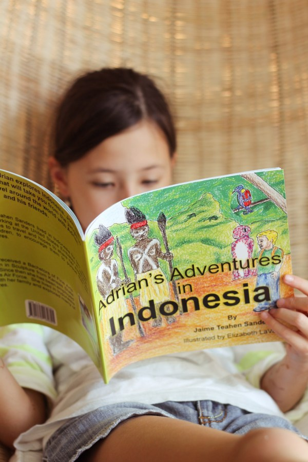Adiran's Adventure in Indonesia-2