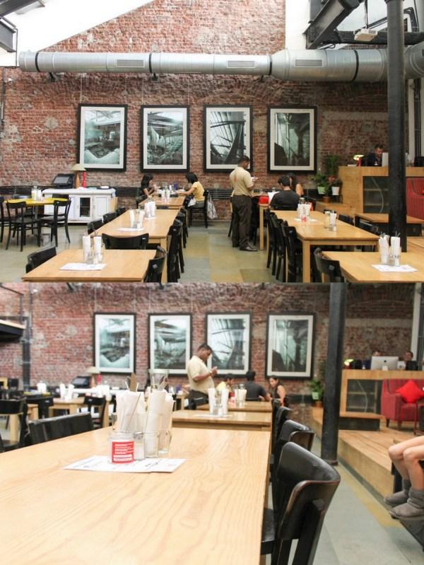 Cafe Zoe e