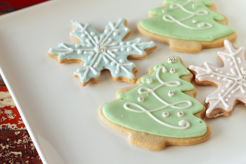 Holiday Icing Cookies by TH Bakes ☆ Mumbai