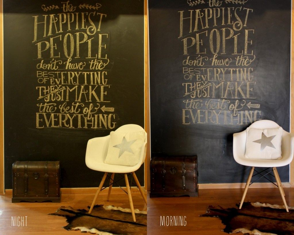 Wednesday Wall2Wall ☆ Happiest People Don't Have The Best Of Everything
