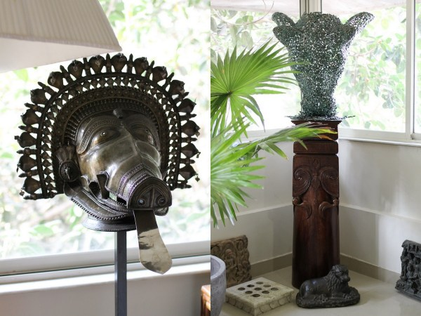 Home with Indian Antiques21