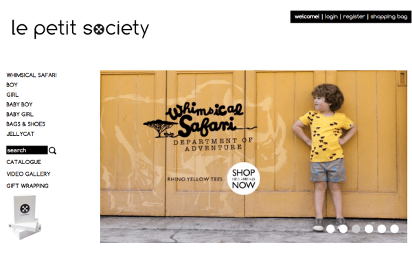 le petit society hp