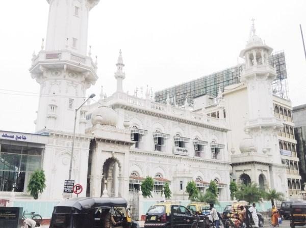 Jama Masjid Mumbai