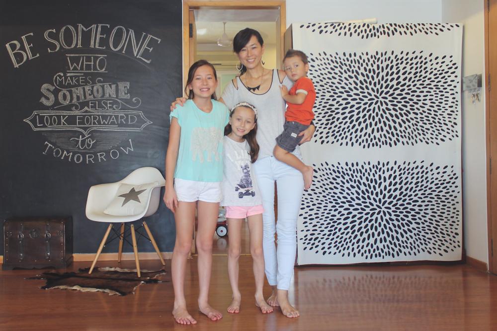 Chalkboard & Kids-3