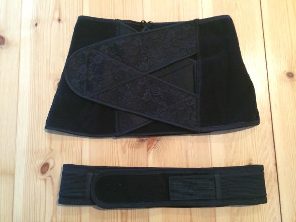 postpartum corset & belt