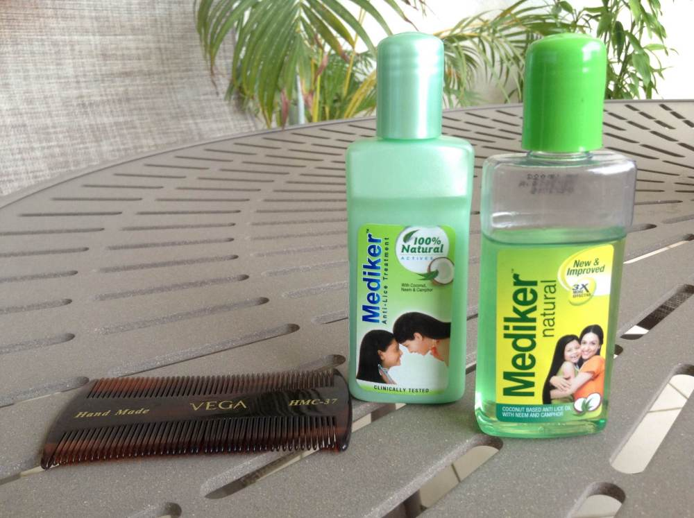 mediker lice treatment for kids in India2