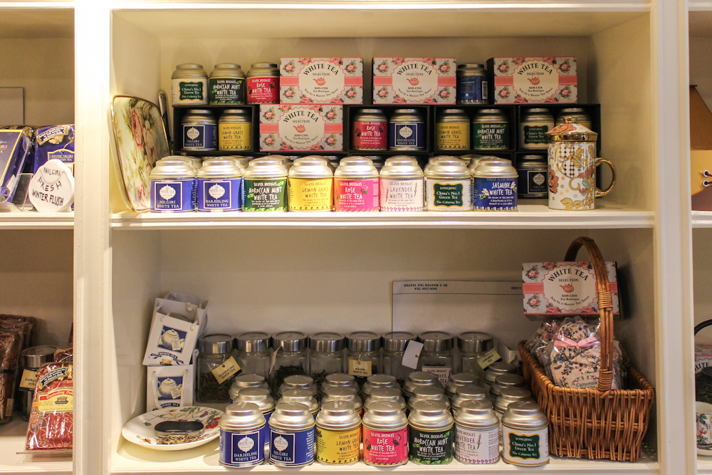San Cha Tea Boutique ☆ Kala Ghoda Mumbai