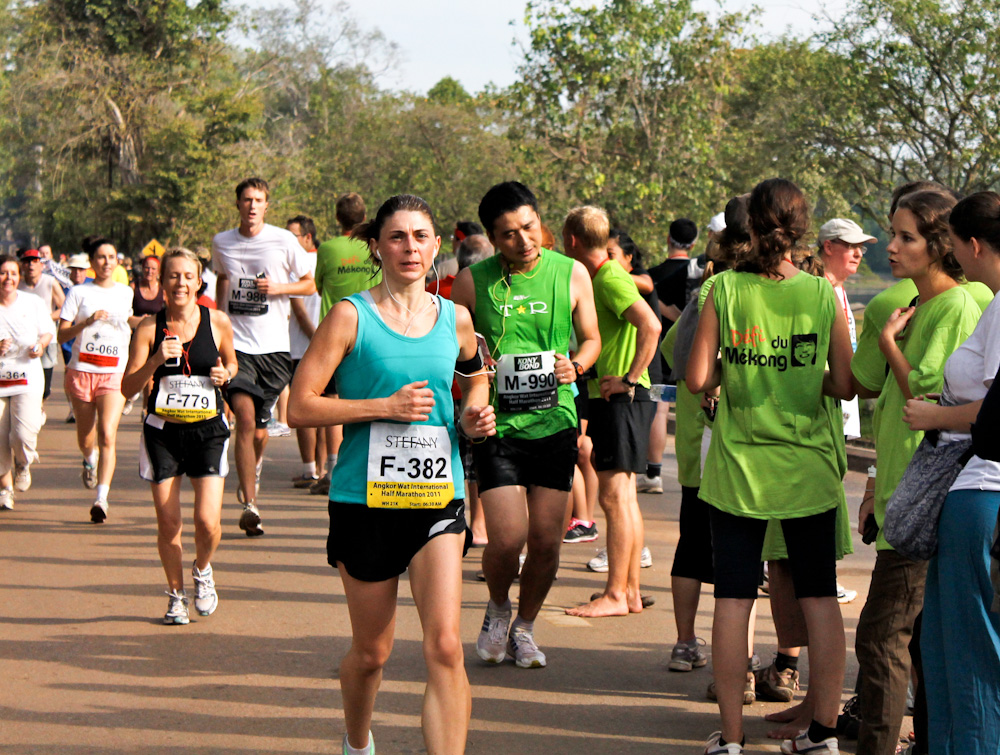 Angkor Wat International Half Marathon-20