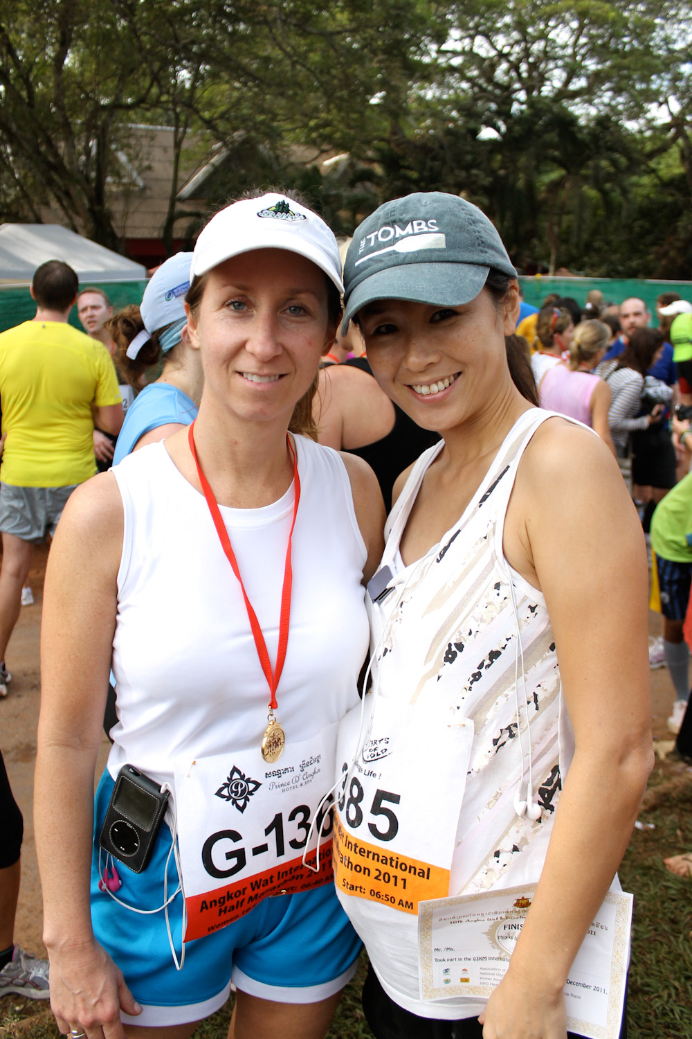 Angkor Wat International Half Marathon-30