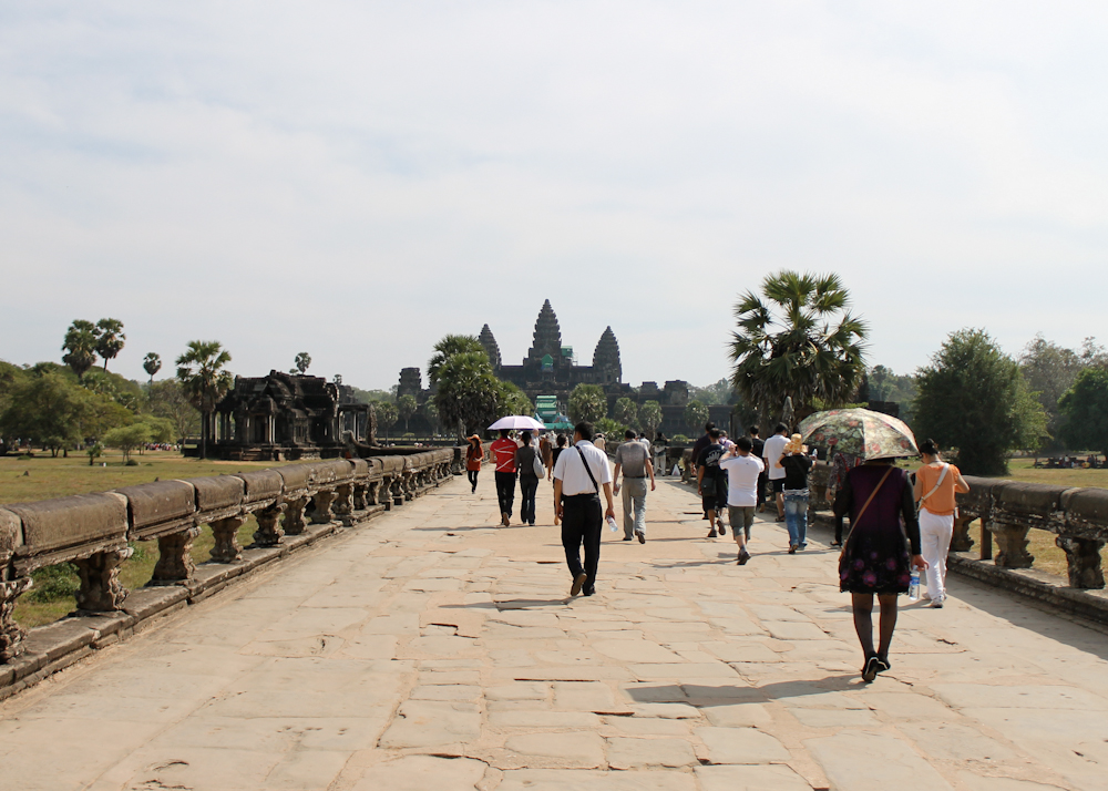 Angkor Wat International Half Marathon-38