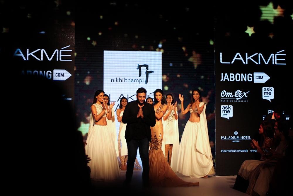 Nikhil Thampi Payal Singhal Lakme Fashion Week-21