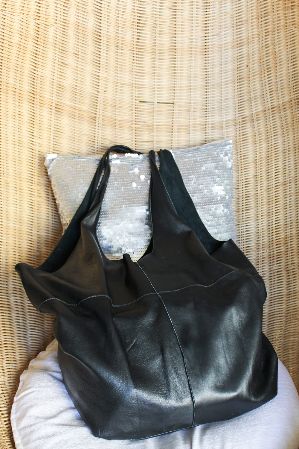 Leather Bag from Dharavi-22
