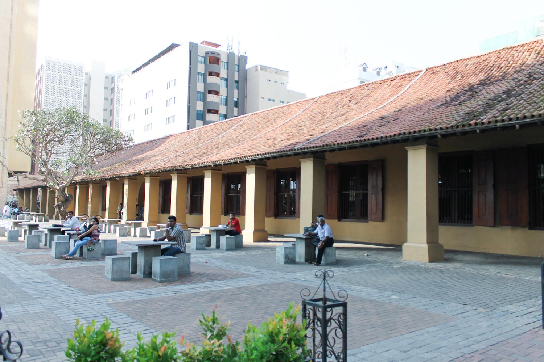 Fort Colombo Sri Lanka-13