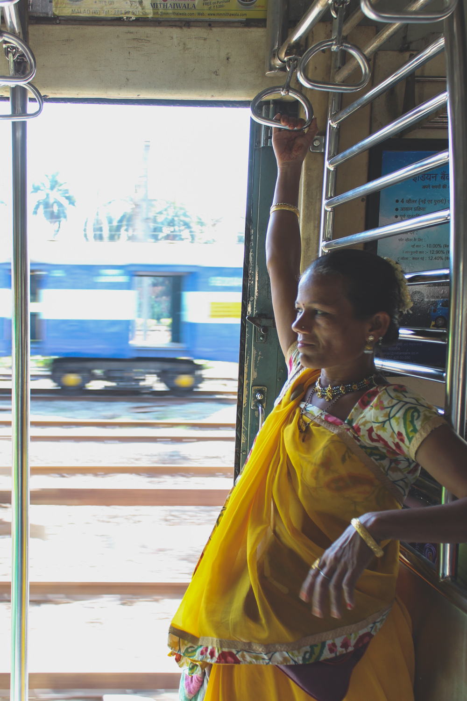 Mumbai Train Ride-13