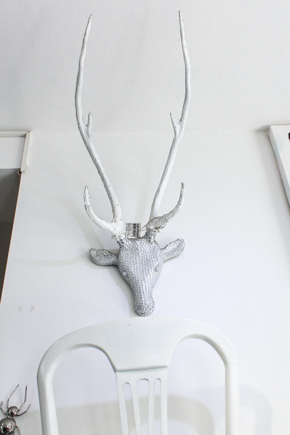 The Three By TPV deer head