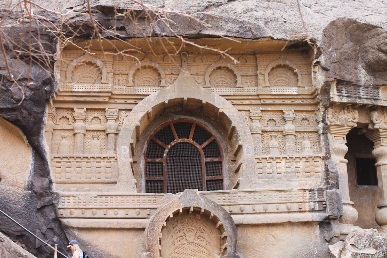Nashik Pandavleni Caves-11