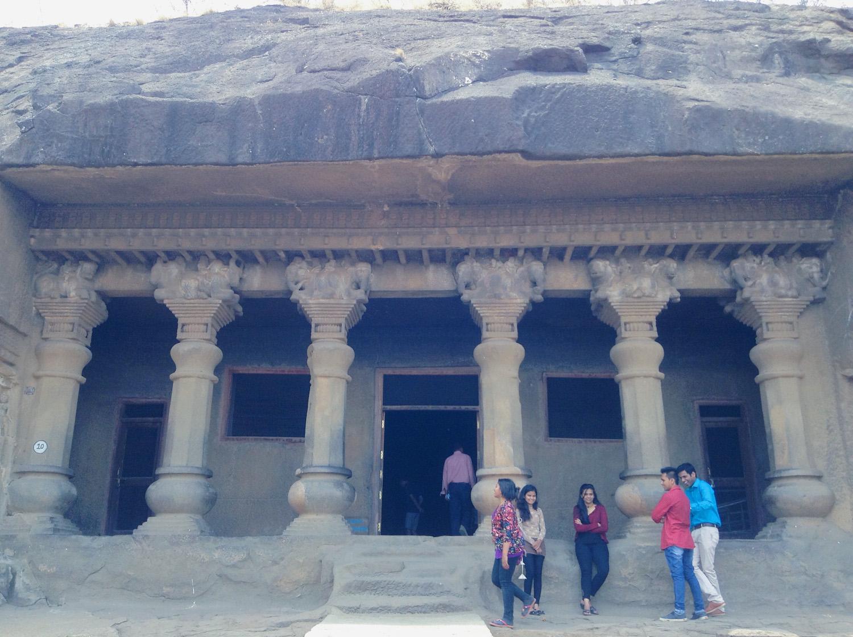 Pandavleni Caves Nashik VSCO