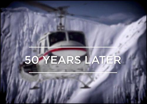 Canadian Mountain Holidays Heli-Ski Late Season Video