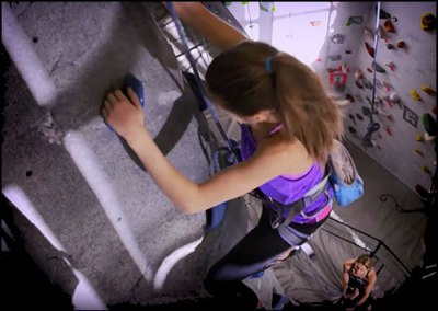 TELUS Optik Local: Kids Climbing Video