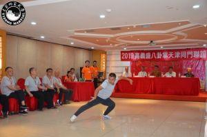 2019高義盛八卦掌天津同門聯誼會