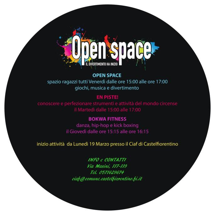 Open space retro