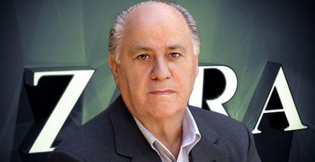 Image result for Amancio Ortega