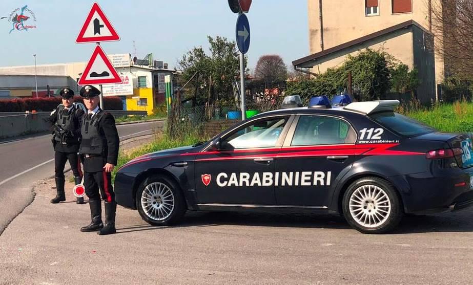 Atti persecutori verso la vicina di casa per gelosia: canturina fermata dai  carabinieri - CiaoComo