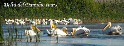 Tours Delta del Danubio