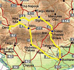 Transilvania Romania Cartina.Tour Transilvania Romania 0040720108667 Romania