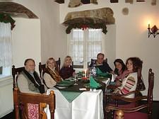 Cena a casa di Vlad Dracula
