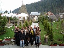 Complesso agrituristico in Bucovina