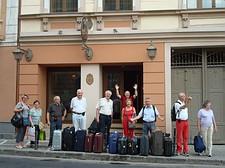 Ciao Romania..con tanti bagagli e tanti souvenirs