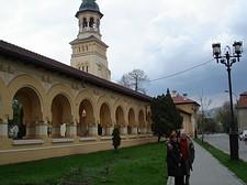 Alba Iulia - la cattedrale