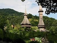 Maramures chiese legno