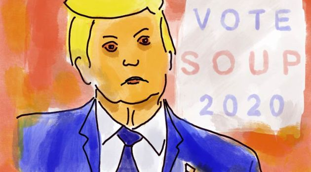 Donald Trump soup
