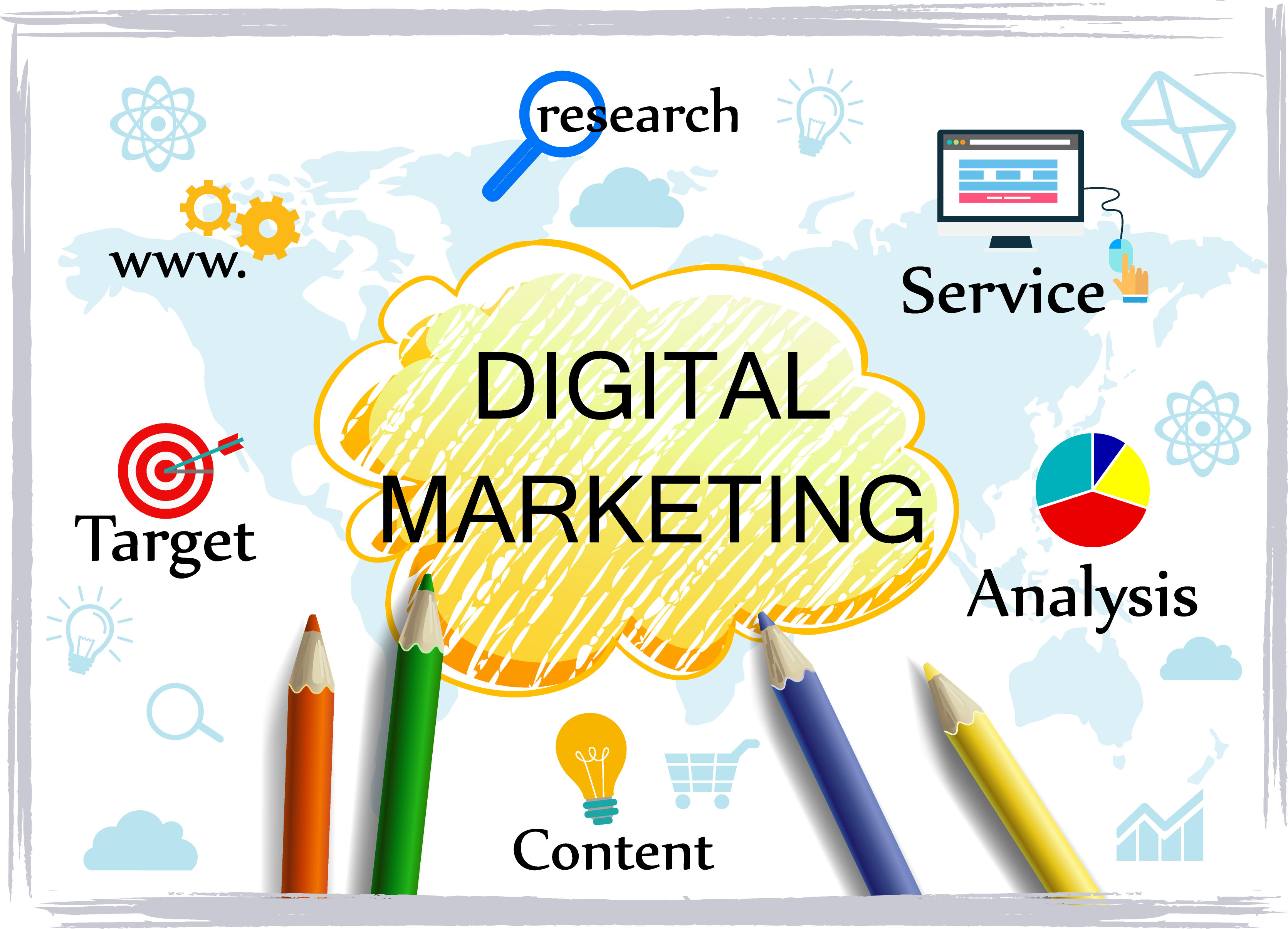 Startups face many challenges in building up a reputation for themselves in the market. Let's Talk Digital Marketing - CIATEC Digital Marketing ...