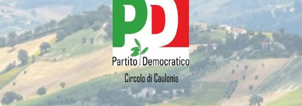 Appuntamento elettorale a Caulonia per il Partito Democratico