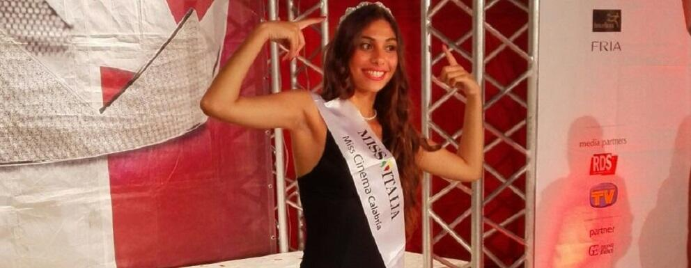 Una Sidernese vola verso la finale di Miss Italia